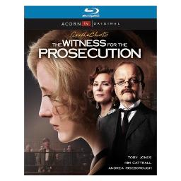 Witness for the prosecution (blu ray) (ws/1.78:1/5.1 dts-hd) BRAMP2547