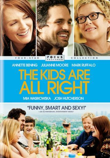 Kids are all right (dvd) 1292996