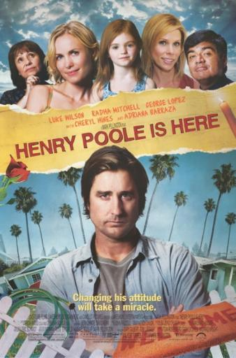 Henry Poole Is Here Movie Poster Print (27 x 40) WEVSZQVOYMDLJF7P