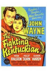 The Fighting Kentuckian Movie Poster (11 x 17) MOV197571