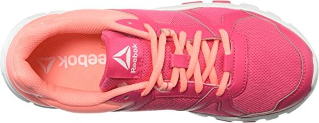 Reebok Kids Reebok Girls Yourflex Train 10 Low Top Lace Up Trail Running  Shoes  9f7dfa18b
