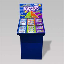 Regent Products 90820 Razzles Shipper Flavors - 1.4 oz.