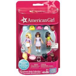 Mattel(r) drc74 american girl(r) downtown style collection DRC74