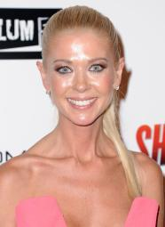 Tara Reid At Arrivals For Sharknado 2: The Second One, Regal Cinemas La Live, Los Angeles, Ca August 21, 2014. Photo By: Dee Cercone/Everett Collection Photo Print EVC1421G04DX032H