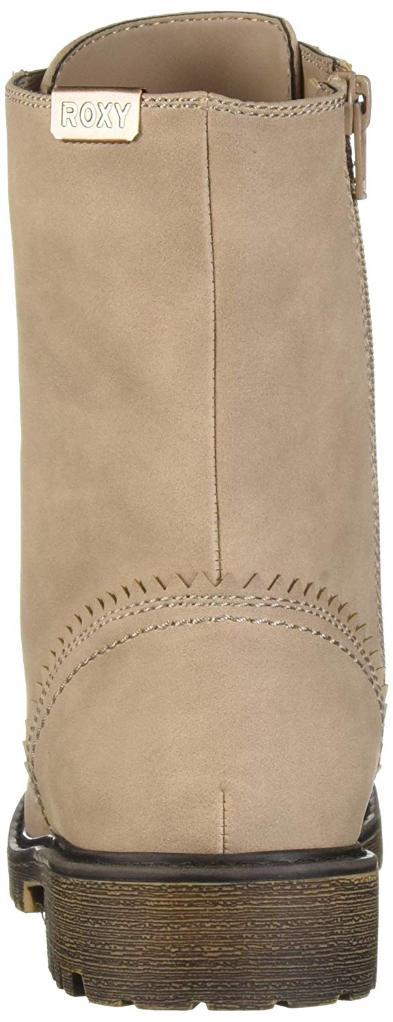 fc4e7d7535c Proxy Womens Addie Fabric Cap Toe Ankle Combat Boots