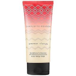 Charlotte Ronson Summer Always Scented Gradual Tan Body Lotion 6.5 Oz
