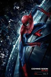 The Amazing Spider-Man Movie Poster (11 x 17) MOVCB05205