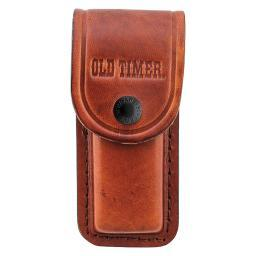 Bti tools ls2 old timer large leather sheath brown