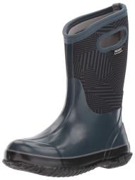 Bogs Kids Classic High Waterproof Insulated Rubber Rain and Winter Snow Boot ...