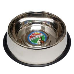 Hilo 57696 96 oz Stainless Steel Non Skid Dog Dish