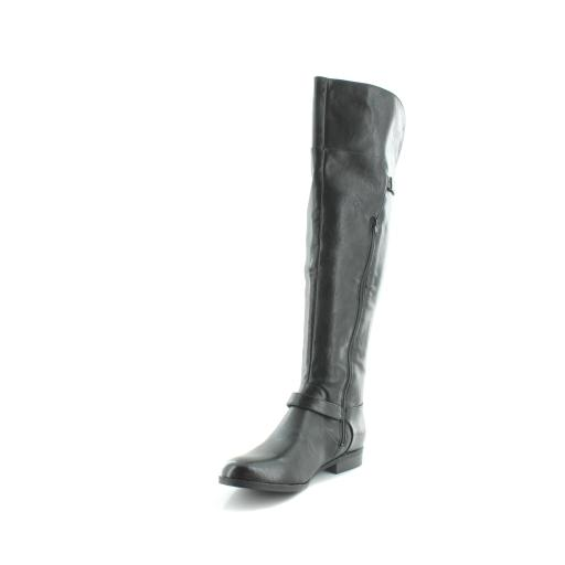 359ced447df3d Bar III Womens Daphne Round Toe Over Knee Fashion Boots