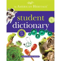 Houghton Mifflin AH-9780544336087 The American Heritage Student Dictionary