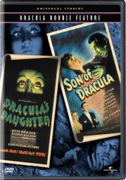 Draculas daughter/son of dracula (dvd)(double features) D21398D