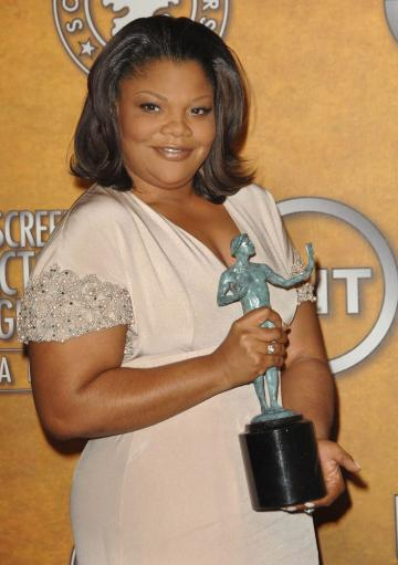 Mo'Nique In The Press Room For 16Th Annual Screen Actors Guild Sag Awards - Press Room, Shrine Auditorium, Los Angeles, Ca January 23, 2010. Photo.