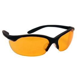 Howard leight r-01537 howard leight r-01537 vapor ii black frame/orange lens/antifog