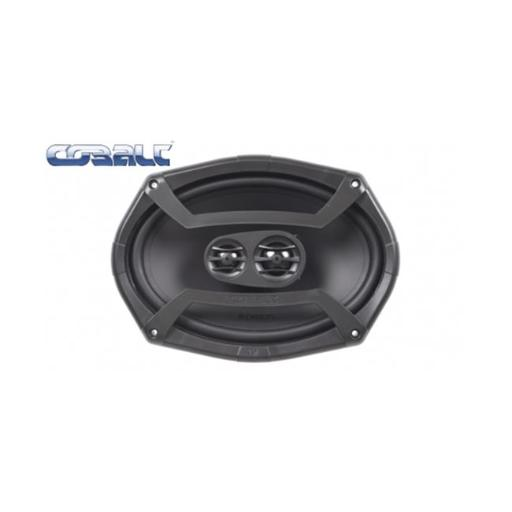 MD Audio Engineering CO693 6 x 9 in. Cobalt Series Speaker Coaxial 3-Way Model