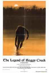 Legend of Boggy Creek Movie Poster Print (27 x 40) MOVCF2394