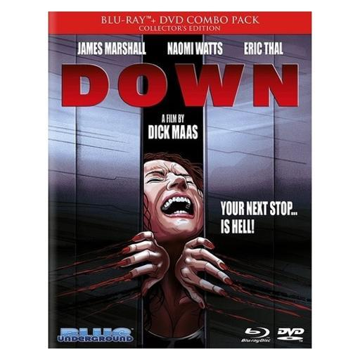 Down (aka the shaft) (blu ray/dvd) (eng & fren w/eng sdh/16x9/5.1dts-hd) VXAOSQTNJJL54BS1