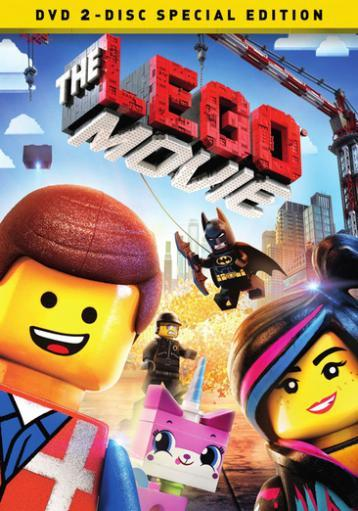 Lego movie (2014/dvd/2 disc special edition/ws) SM1NPBTEG7PUYX73