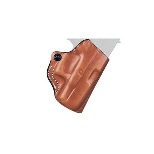 Desantis 019tae8z0 desantis mini scabbard holster rh owb leather glk 2930 tan
