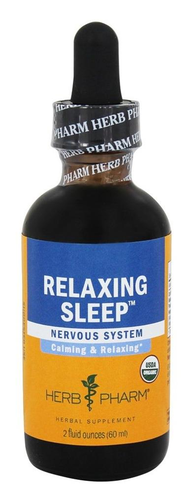 Herb Pharm - Relaxing Sleep Tonic Compound
