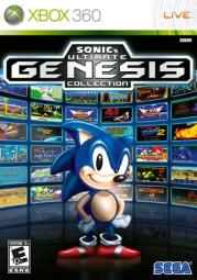 Sonic ultimate genesis collection SEG 68034