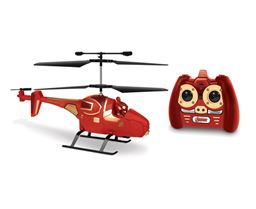 3.5ch Iron Man with Figure Marvel IR Helicopter FMH-IM