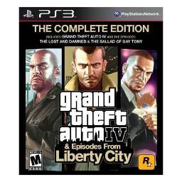 Grand theft auto iv complete TK2 37872