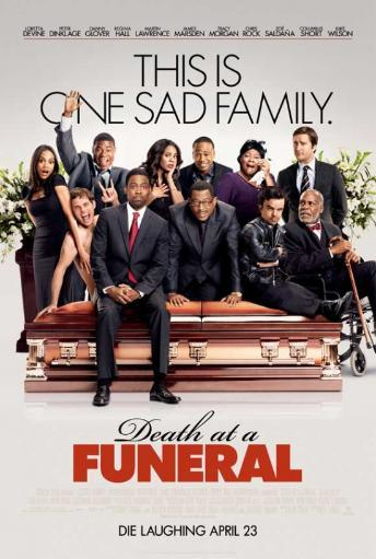 Death at a Funeral Movie Poster (11 x 17) ISWHNWCTUVOLVMAI
