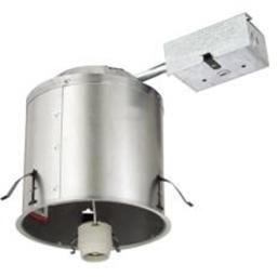 Acuity Brands Lighting 613618 Remodel Ic-Non-Ic Housing 6 In.