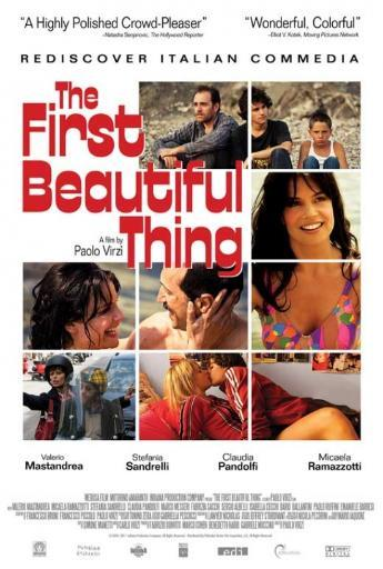 The First Beautiful Thing Movie Poster (11 x 17) OY11KPQD5RHREQ7U