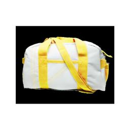 Sailorbags 409YW Small Duffel Bag, Yellow
