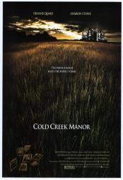 Cold Creek Manor Movie Poster (11 x 17) MOVIE8566