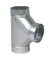 Imperial Gv0883-a Furnace Pipe Full Flow Tee, 4""
