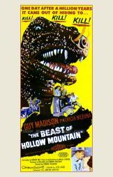 Beast of Hollow Mountain Movie Poster Print (27 x 40) MOVCH1726