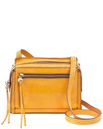 Hobo Hunter Small Leather Crossbody