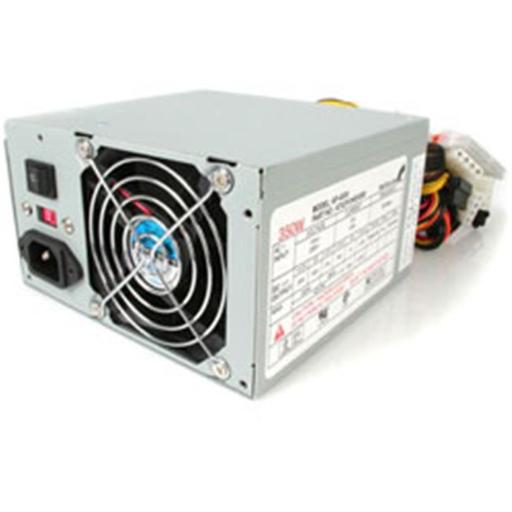 Startech ATX2POWER350 Reliable 350 Watt ATX12V 2.01 Power Supply with 20 and 24-pin Connectors