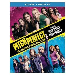 Pitch perfect aca-amazing 2 movie collection (blu-ray) BR61172920