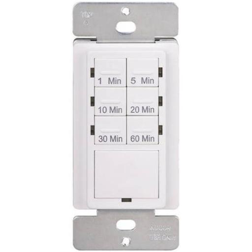 Preferred Industries 106798 Timer Off & On Control For Lights & Appliances White