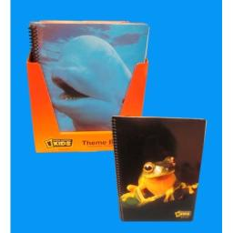 70 Page Water National Geographic Notebooks