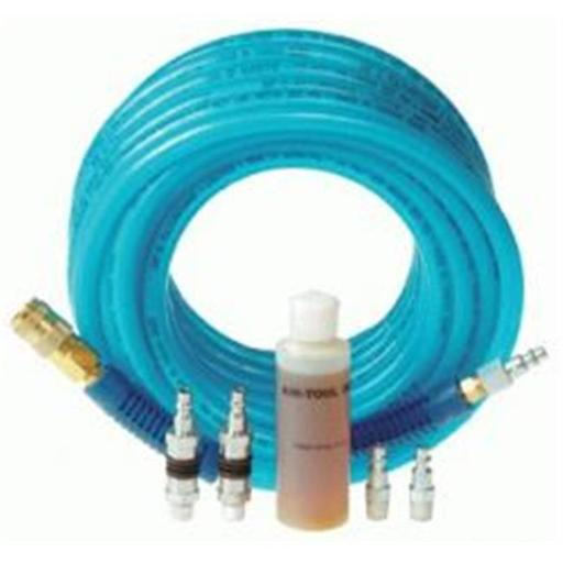 Plews & Edelmann AM13-50AK 0.37 x 50 in. Poly Air Hose Compressor Kit