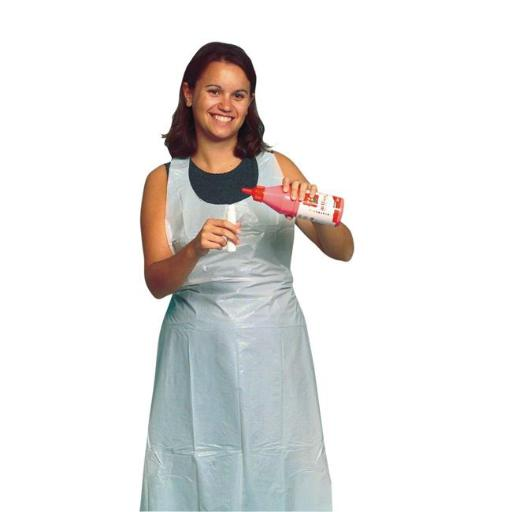 Disposable Aprons Adult Pack Of 100