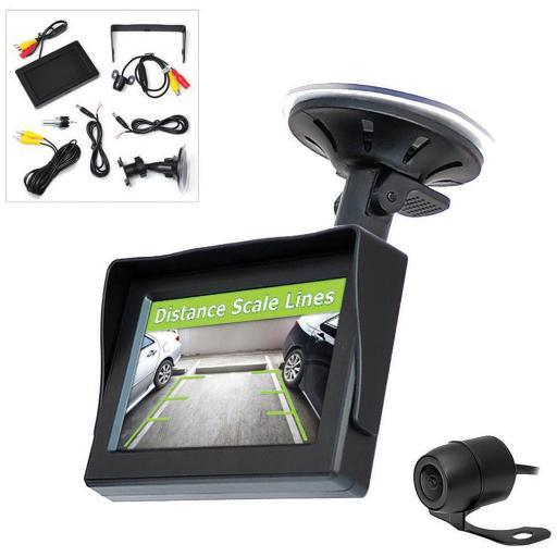 PYLE Pyle rear view camera system