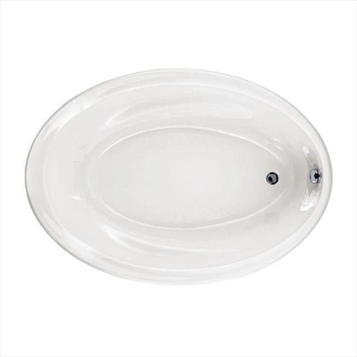 American Standard 2903.002.020 Savona 5 ft. Reversible Drain Acrylic Soaking Tub in White