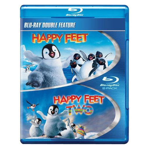 Happy feet/happy feet 2 (blu-ray/dbfe) HOPTSQ8ELHG4JW70