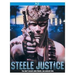 Steele justice (1987/blu-ray/ws 1.85) BRK20322
