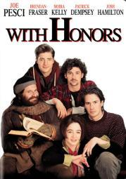 With honors (dvd/re-pkg) D109695D