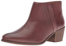 Carlos by Carlos Santana Women's Hyde Ankle Bootie, Mahogany, 7.5 US/7.5 M US