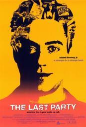 The Last Party Movie Poster (11 x 17) MOV409971