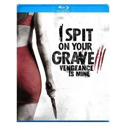 I spit on your grave 3-vengeance is mine (blu-ray) BR63091